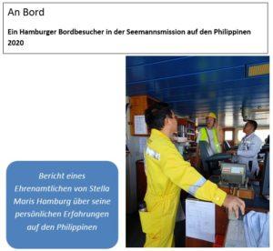 Bericht über die Erfahrungen eines Hamburger Ehrenamtlichen auf den Philippinen
